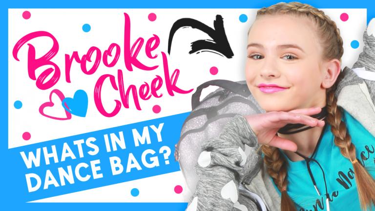 What's in My Dance Bag?: Brooke Cheek
